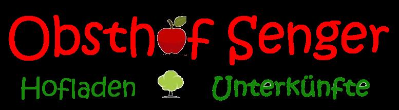 Obsthof Senger Espasingen Logo